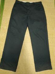 ディッキーズ 874黒パンツ