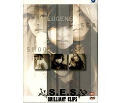 ☆新品☆ S.E.S BRILLIANT CLIPS DVD SES