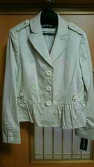 160cm 女児ジャケット ブレザー スーツ ベージュ 入学 卒業式に