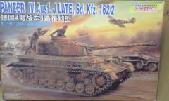 1/35 DRAGON 6080 ドイツ軍 �W号戦車J型