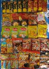 いろいろお菓子50点セット/ガム/スナック菓子/おせんべい