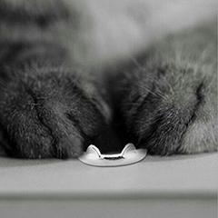 ネコ耳 フリーリング