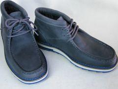 クラークスCLARKS新品ミッドカット ブーツ65996us7.5