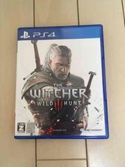 PS4 ウィッチャー3 ワイルドハント 美品