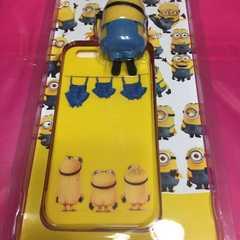 iPhone7plus 8plus ミニオン ケース カバー