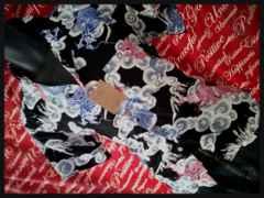 和柄龍×夜空レーヨンアロハシャツ 新品L/MC01P-407
