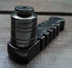 アルミパイプ*ブラック 喫煙具