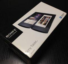 新品即決 docomo Sony Tablet P (3G+Wi-Fiモデル) ソニータブレットP