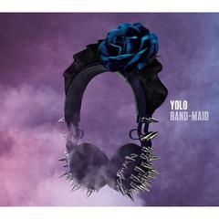 即決 BAND-MAID YOLO 初回限定盤 (CD+バンドスコア) 新品未開封