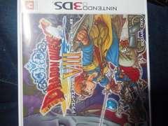 3DS「ドラゴンクエスト�[空と海と大地と呪われし姫君」
