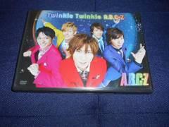 【中古DVD】 A.B.C-Z Twinkle Twinkle 2枚組