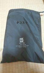 MK レインコート size40 黒