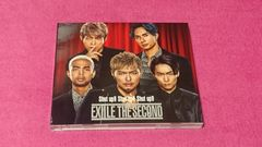 EXILE THE SECOND Shut up!! Shut up!! Shut up!! CD+DVD