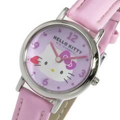 送料無料!シチズン ハローキティ レディース 腕時計 HK07-130