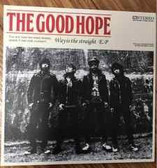 送料無料☆ Way is the straight E.P/THE GOOD HOPE