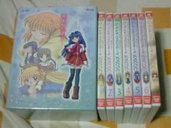 DVD TVアニメ Die Fernsehserie Kanon 全7巻 収納BOX付 東映版 key