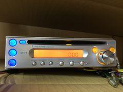 1DINデッキ Fine mine  MP3 CD-R/CD-RW対応
