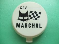 マーシャル ライトカバー旧車デュアルライト当時物810シビエ2