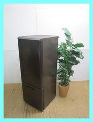 パナソニック2ドア冷蔵庫(168L・右開き)NR-B176W-Tブラウン2014年製