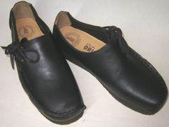 クラークスCLARKS新品LUGGER1679336ラガー ブーツ本革 黒uk4
