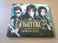 BREAKERZ CD「FIGHTERZ」DAIGO DVD付初回生産限定盤A●
