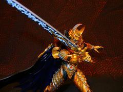 未開封 魔戒可動 黄金騎士ガロ・翔