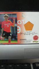 2007 ヨンセン ジャージカード