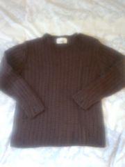 タケオキクチ ウールセーター 2way