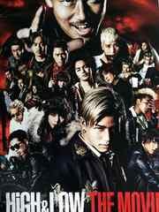 日本製正規版 映画-HIGH&LOW THE MOVIE Blu-ray