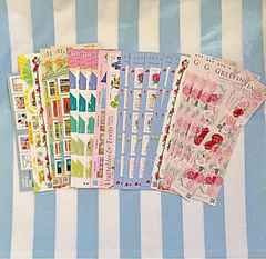 未使用 切手 シール切手 20枚