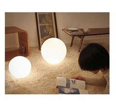 LEDライト ランプ デスクライト ボール型 16色