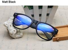 ウェリトン メガネ ブルーライトカット 伊達眼鏡 PC用 ブラック