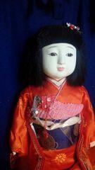 ☆可愛い市松人形さん