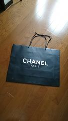 CHANELシャネル紙袋新品大サイズ