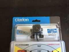 クラリオンRC13D車載用リアカメラ・ダイレクト接続専用 美品