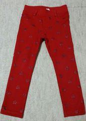 H&M☆春物の長パンツ☆size100くらい