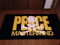 ★新品☆mastermind マスターマインド バスタオル 2