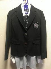 卒業式 女の子用スーツ 160    XOXO 5点セット