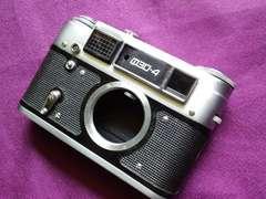 Leica型Fed.4型ボディ1960年代