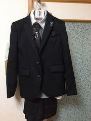 2017年新作 卒業式、七五三 男児スーツ 140cm サムライブルー