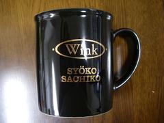 Winkマグカップ