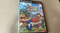 PS2☆モンスターファーム4☆