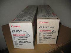 CANON キヤノン 純正 トナー GP215 Toner 2本