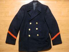 フランス軍 海軍 HCC BREST Pコート Mサイズ