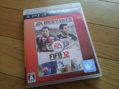 PS3☆FIFA12BEST HITS☆美品♪