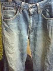 リーバイス503セルビッチ色落ちジーンズ