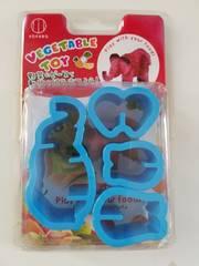 新品♪vegetable  toy(ゾウ)野菜のピースで動物を組み立てよう♪