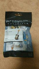ナノブロック エレキギター 新品未開封 世界最小 nano block