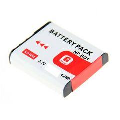 SONY ソニー NP-BG1 NP-FG1 大容量バッテリー 1400mAh c