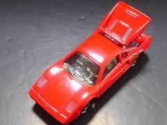 希少1977年製黒箱トミカフェラーリ308GTB